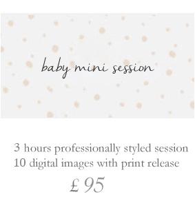 baby session Birmingham