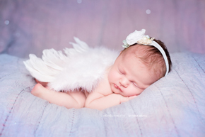 newborn baby photo session birmingham