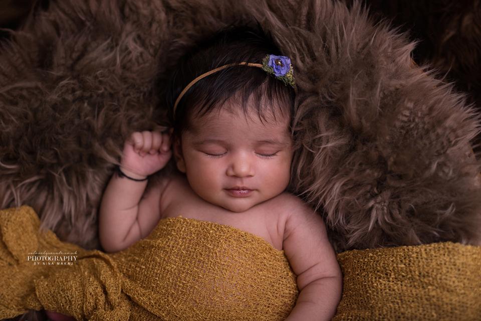 newborn photo session birmingham 2