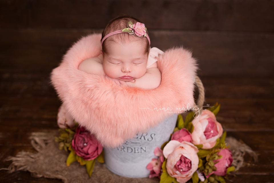 Newborn photo birmingham england